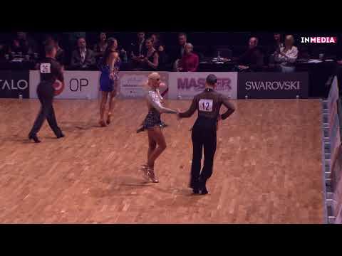 Anton Aldaev - Natalia Polukhina | R3 Jive | Finnish Open 2018