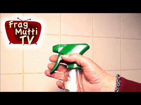 Bad richtig putzen - 5 hilfreiche Tipps | Frag Mutti TV