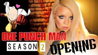 ONE PUNCH MAN SEASON 2 OPENING - Seijaku no Apostle - ENGLISH VERSION by Amy B