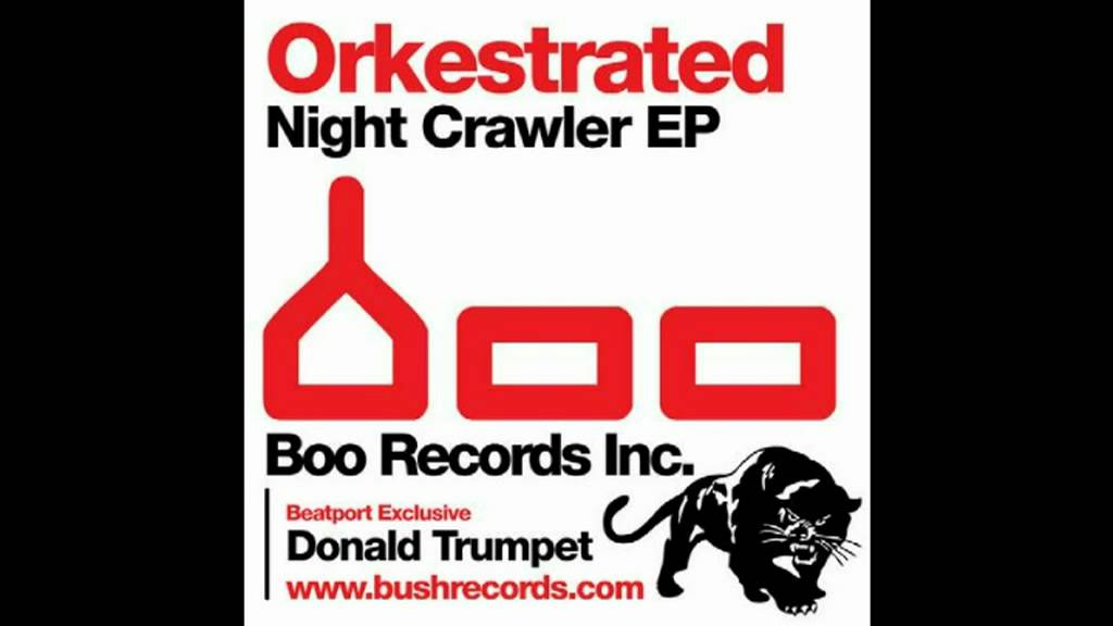 donald trumpet orkestrated