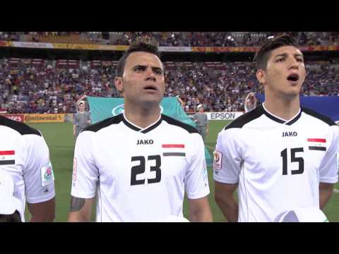 National Anthem: Iraq - YouTube