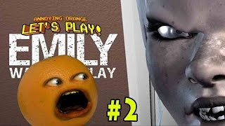 Annoying Orange Plays - Emily Wants to Play #2 | Annoying Orange Gaming