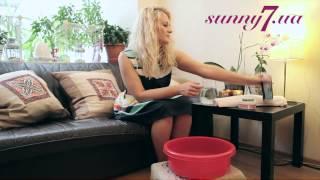 видео Сольові ванни для ніг