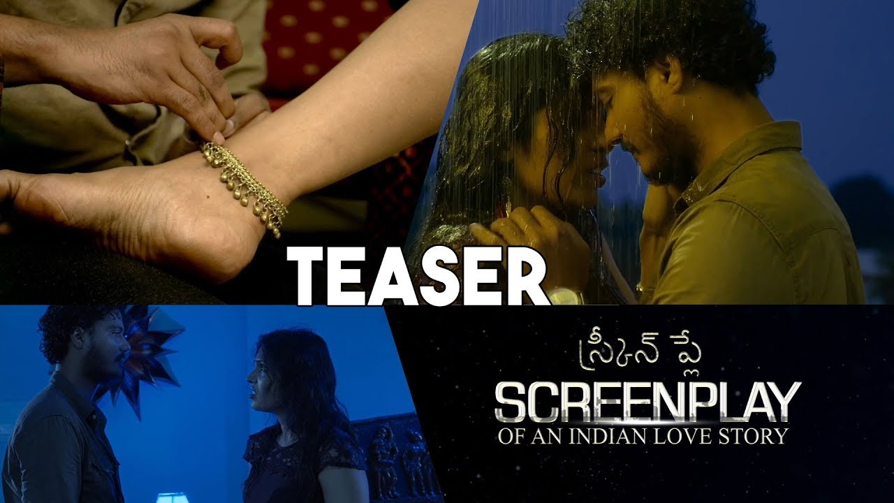 Screenplay Of An Indian Love Story Movie Official Trailer || Latest Telugu Movies 2020 || IG Telugu