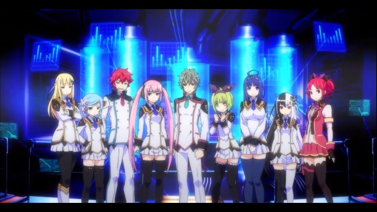 Conception Ii Children Of The Seven Stars Full Trailer