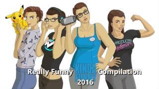 The Really Funny Kinda Funny Compilation 2016