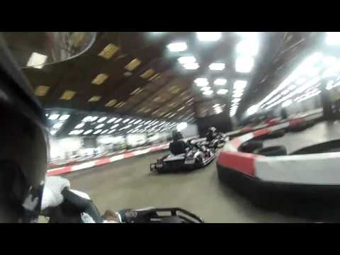 Race for Charity; Team Help The Homeless at Capital Karts London