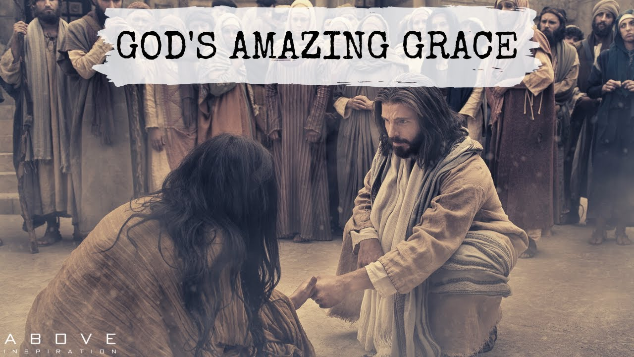 God's Amazing Grace - Inspirational & Motivational Video