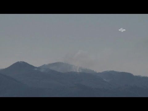 Turkey shoots down Russian war plane on Syria border