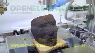3D Printer For Chocolate And Food