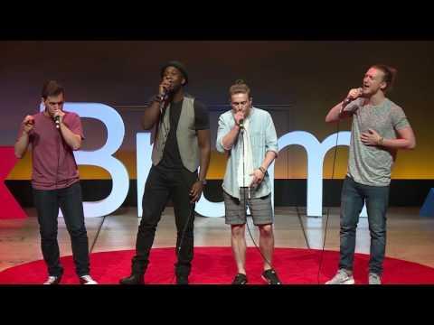 Mash Up   Beatbox Quartet   TEDxBrum