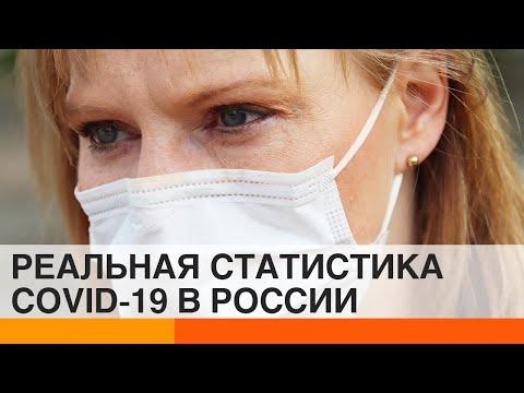 Коронавирус в России: зачем Кремль скрывает реальное количество смертей