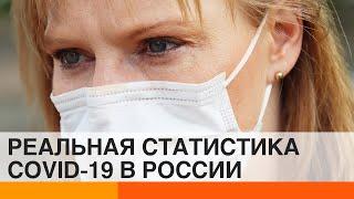 Коронавирус в России зачем Кремль скрывает реальное количество смертей