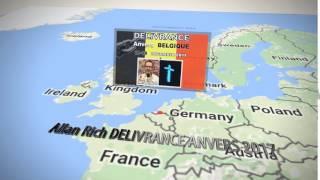 DELIVRANCE en Belgique novembre 2017 - Allan Rich