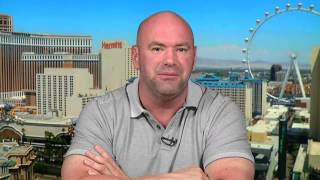"""Ronda would rag doll Mayweather"" Dana White to Tim and Sid"