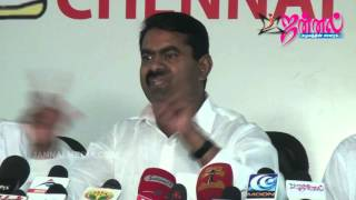 Seeman about Vijayakanth