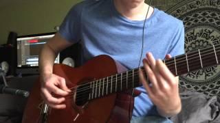 Opeth Häxprocess guitar cover