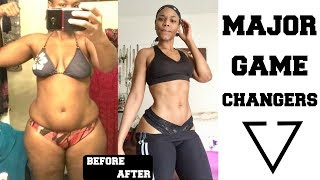 MAJOR Weight Loss Game Changers To Increase Speed of Weight Loss