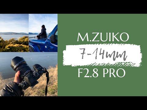 Unboxing U0026 First Impressions: Olympus M.Zuiko 7-14mm F2.8 PRO