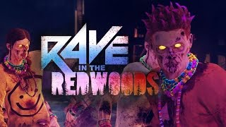 Call of Duty: Infinite Warfare Sabotage DLC - Rave In The Redwoods Zombies Trailer