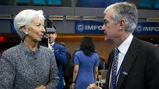 Jerome Powell & Christine Lagarde On A Central Bank Cryptocurrency