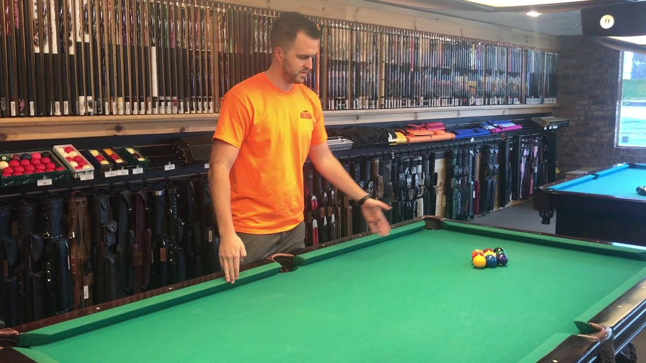 How To Tell If Your Pool Table Is A Piece Or Piece Slate YouTube - Ballard pool table