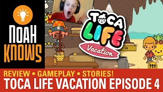 Toca Life: Vacation (Toca Boca) ★ Gameplay Episode 4 ★ Wait! Is that HER?