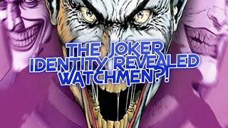 The Joker's Identity Revealed in DC Rebirth - Is It a Watchmen's Comedian?