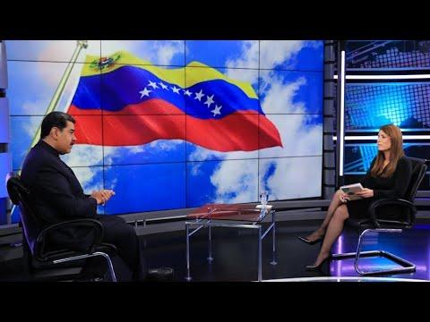 Nicolás Maduro, entrevista especial en Telesur este 24 de Julio de 2021