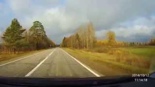 Осенняя красота средней полосы России