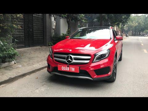 Cần 300 triệu để sở hữu Mercedes Benz GLA 250 2015 nhập Khẩu nguyên chiếc | Quân TM