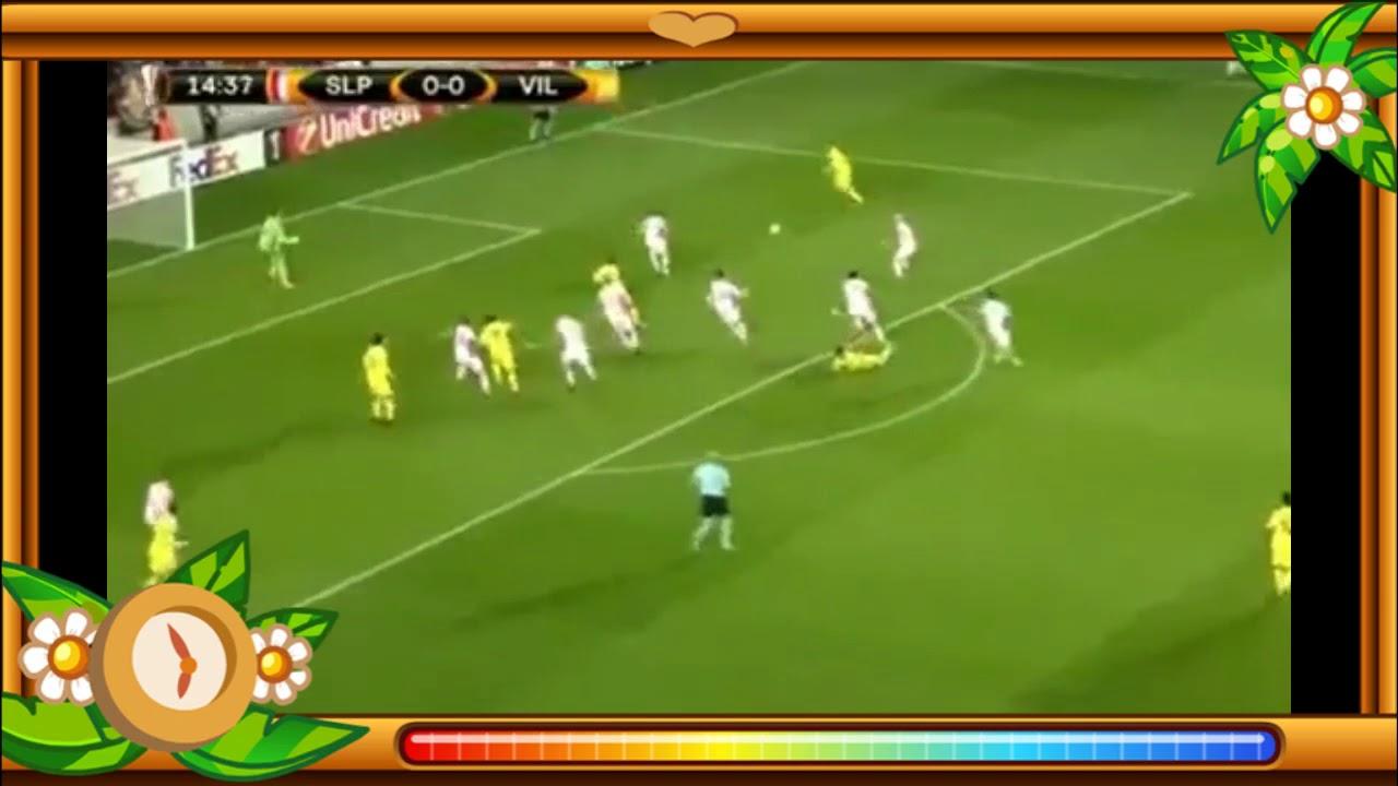 Slavia Praha Hd: Slavia Praha Vs Villarreal (0-1