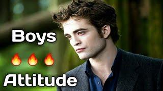 Boys attitude status   Hollywood Movie attitude Status