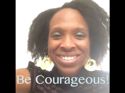 Be Courageous: Daphne Valcin Coaching Moments of Motivation