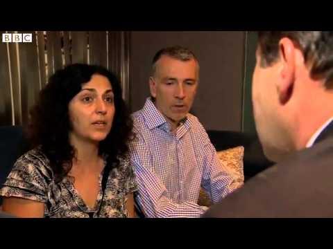BBC: Ashya King Parents Interview - 03/09/2014