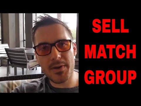 SELL $MTCH Match Group Stock (Tinder) As $FB Facebook Launches Dating