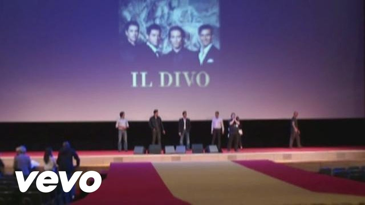 Il divo il divo in japan youtube - Il divo free music ...