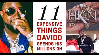 11 Expensive Things Davido Spends His MillionsOn