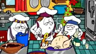 Huevocartoon - Poeta Huevos 4- Cómo preparar la cena de Navidad
