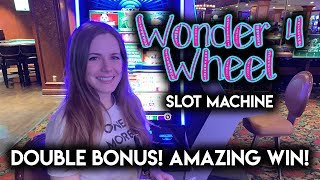 HOTTEST SLOT MACHINE EVER!! MASSIVE WIN!! INSANE RUN OF BONUSES + INCREDIBLE DOUBLE BONUS!!