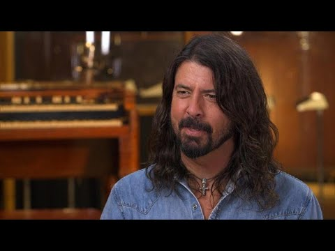 Clobber - Dave Grohl on CBS Sunday Morning