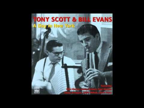 Bill Evans & Tony Scott  A Day in New York 1957 Album