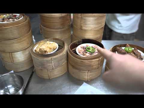 Touring the kitchen of Tim Ho Wan