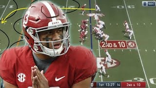 Film Study: The Miami Dolphins have their franchise QB with Tua Tagovailoa