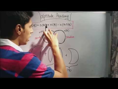 Venn Diagrams - Concepts and Tricks - Part 1
