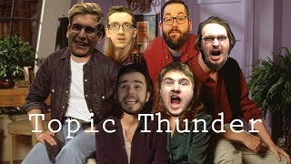 Topic Thunder: Episode 10 - Memorable TV Shows