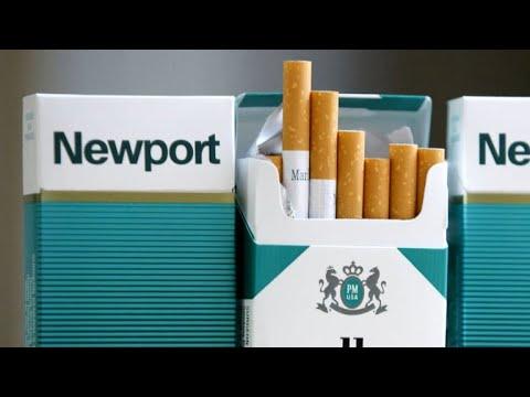 FDA proposes banning menthol cigarettes