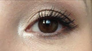 tutoriel maquillage fum et lumineux dans les tons neutre