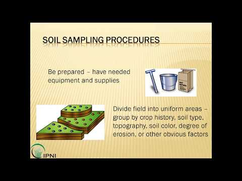 Why Soil Sampling Is Important for High Yielding Soybeans
