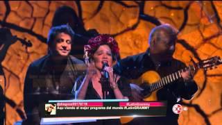 Natalia Lafourcade - Hasta la raíz (en vivo, HD)